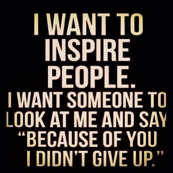 Inspirational Quote Anoymous Hope Love Radio